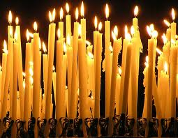 candles_lot